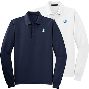 46506d36d26c Men's Silk Touch Polo Long Sleeve - A favorite for years, our Silk Touch  polo